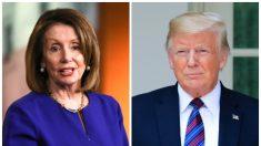 """Trump responde al anuncio de Pelosi sobre artículos de impeachment: """"Ganaremos"""""""