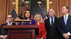 Los demócratas de la Cámara de Representantes tendrían los votos para impugnar a Trump