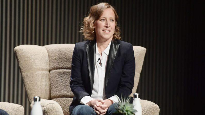 Susan Wojcicki en San Francisco el 15 de octubre de 2018. (Matt Winkelmeyer / Getty Images para WIRED25)