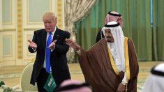 El Rey de Arabia Saudita dice que está 'devastado' por el tiroteo en Pensacola