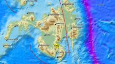 Fuerte terremoto en Filipinas de 6,9 grados azota la isla de Mindanao