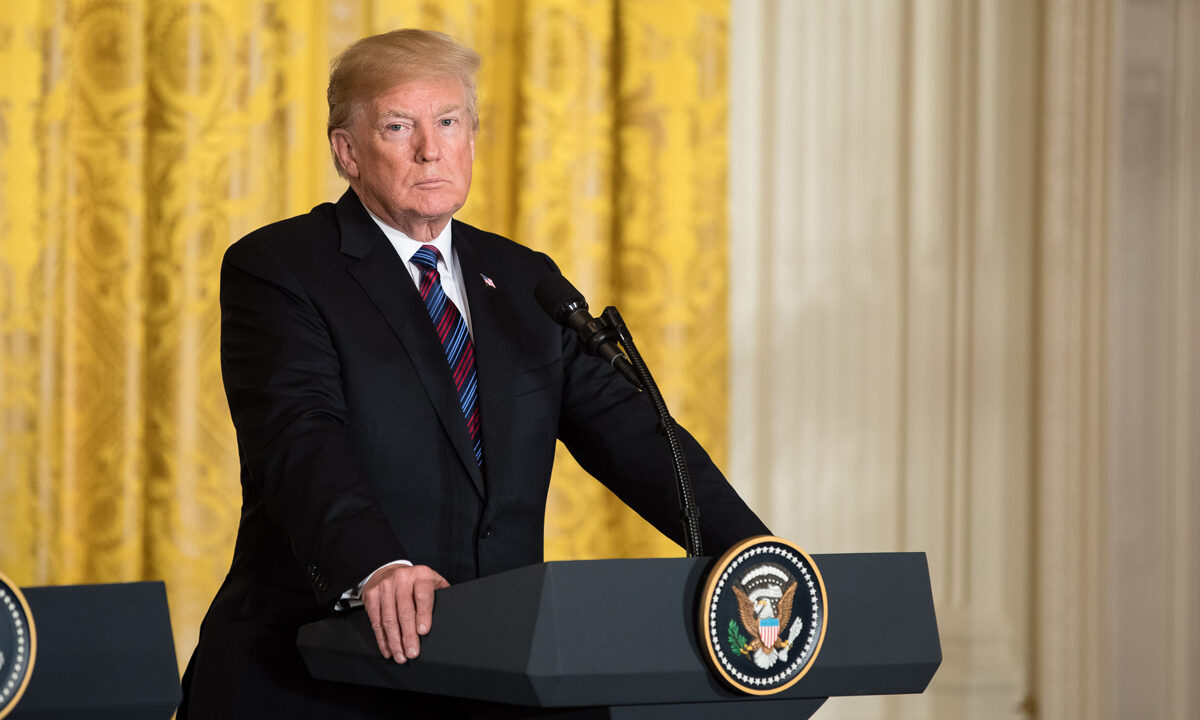 Declaraciones de impuestos de Trump llegan a oficina del fiscal de Distrito de Manhattan: portavoz