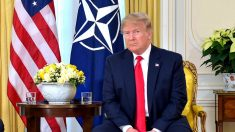 Trump responde a los comentarios de Trudeau filmados en la Cumbre de la OTAN y pide que pague su cuota