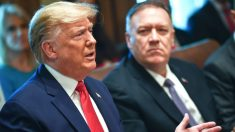 Trump y Pompeo culpan a demócratas por tener audiencias del impeachment durante reuniones de la OTAN
