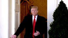 Casa Blanca dice que Trump espera con ansias el juicio en el Senado tras aprobación del impeachment