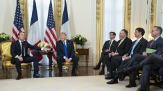 """Trump cancela la conferencia de prensa final de la OTAN: """"Volveré a Washington"""""""