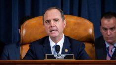 Schiff dice que la Agencia de Inteligencia está ocultando información sobre Ucrania al Congreso