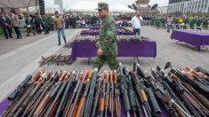México y EE.UU. se reunirán para fortalecer su cooperación en la lucha contra el tráfico de armas