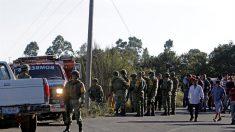 Mueren cuatro personas por explosión de un polvorín en el centro de México