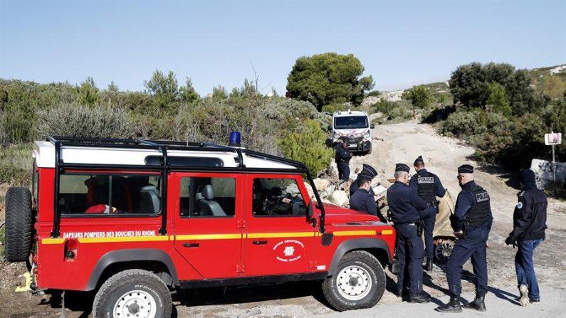 Fuertes inundaciones en el sureste de Francia dejan varios muertos. EFE/EPA/GUILLAUME HORCAJUELO