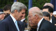 John Kerry respalda a Joe Biden como candidato para las elecciones de 2020