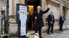 Boris Johnson garante que trabalhará ao lado da UE após o Brexit