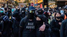 Manifestantes em Hong Kong tentam se manifestar e polícia faz várias prisões