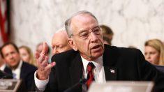 El Senado no necesita escuchar testigos en el juicio de impeachment contra Trump, dice Chuck Grassley