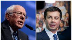 Sanders y Buttigieg suben mientras Warren y Biden bajan en encuesta sobre elecciones de 2020