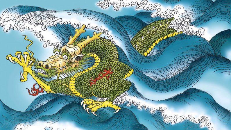 Ilustración de Sun Mingguo/The Epoch Times
