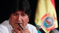 Ministério Público da Bolívia expede mandado de prisão contra Evo Morales