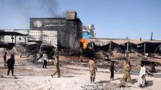 16 muertos y 100 heridos por la explosión en fábrica de cerámica en Sudán