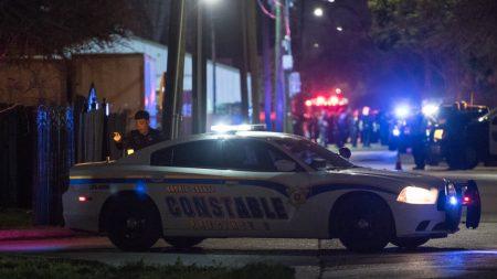 Sargento de policía muerto tras tiroteo en el East End de Houston