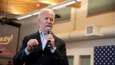 Biden: Harris podría convertirse en vicepresidenta o juez de la Corte Suprema