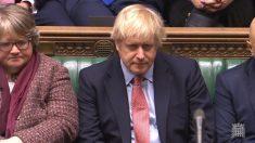 Johnson diz que há pessoas querendo dividir Reino Unido e pede resistência