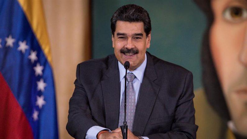 El líder venezolano Nicolás Maduro (EFE / Rayner Pena / Archivo)