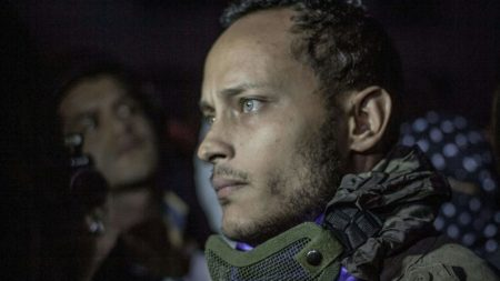 Novas fotografias do assassinato de Óscar Pérez são apresentadas no Tribunal Penal de Haia