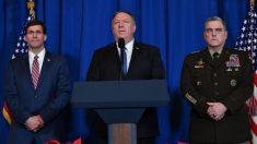 Irã adverte EUA de 'consequências' após ataques aéreos no Iraque e na Síria