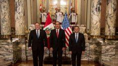 """Peru entra para programa de investimentos dos EUA """"América Cresce"""""""