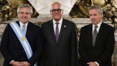 Alberto Fernández torna sem efeito sanções da Argentina contra chavismo