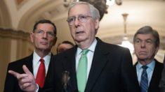 El impeachment es el resultado de la 'ira partidista' cediendo a la 'tentación', aseguró McConnell