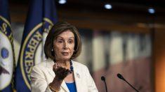 Pelosi pide al presidente del Comité Judicial de la Cámara que redacte artículos de impeachment