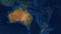 Un Sismo de magnitud 5.3 sacude Nueva Zelanda a menos de un día después de la erupción volcánica