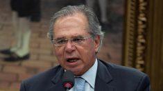 Economia crescerá pelo menos 2% em 2020, diz Guedes
