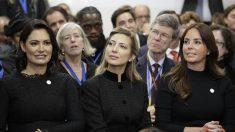 Papa Francisco participa de evento com Michelle Bolsonaro em Roma