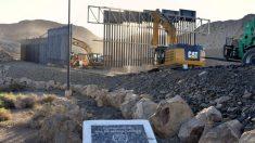 Juez bloquea temporalmente la construcción de un muro fronterizo privado en Texas