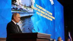 Putin envia mensagem de fim de ano a Bolsonaro