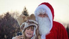 Por qué está bien que los niños crean en Santa Claus