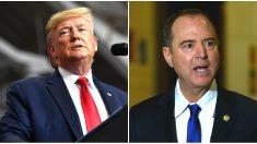 """Trump responde a los cargos del impeachment: """"caza de brujas"""""""