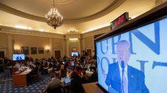 Trump rotula como 'piada' relatório para possível impeachment