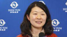 Concejal de ciudad japonesa cautivada por las historias de Shen Yun
