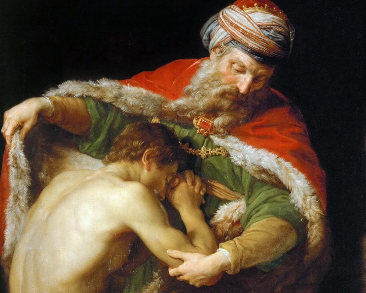 """El regreso del hijo pródigo"""": amar y perdonar   Pintura   amor   Perdón   The Epoch Times en español"""