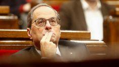 La Junta Electoral española inhabilita al presidente de la región de Cataluña