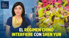 La interferencia del régimen chino contra Shen Yun en Latinoamérica
