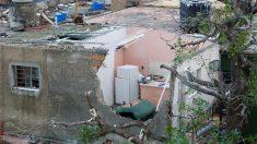 Fuertes vientos destruyen parcialmente 72 viviendas en Nicaragua