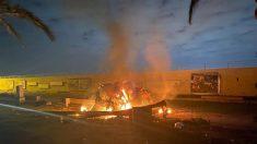Chevron saca a sus empleados americanos de Irak tras la muerte de Soleimani