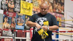 Boxeo y tutoría para jóvenes sin hogar y en riesgo