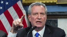 Bill de Blasio difiere de proyecto de ley que permitiría votar a no ciudadanos en Nueva York