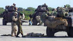 El Pentágono dice que terroristas atacaron una base de EE. UU. en Kenia