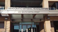 El DNC invierte millones de dólares en estados bisagra antes de las elecciones 2020